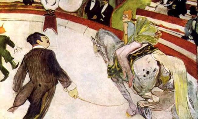 Circus Fernando Ringmaster Henri de Toulouse Lautrec